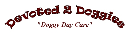 Doggie Day Care Logo